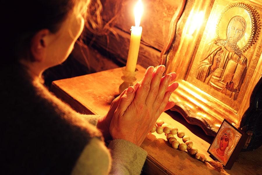 Какую читать молитву чтобы дали кредит